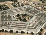 Pentagon, Arlington, Virginia, USA Lámina fotográfica