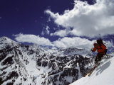 Snowbird Utah, USA Photographic Print