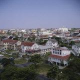 Georgetown, Guyana Lámina fotográfica