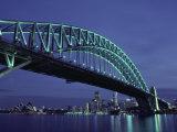 Sydney Harbour Bridge, Sydney, Australia Fotoprint
