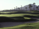 La Quinta Golf Course, la Quita, California, USA Fotografisk trykk