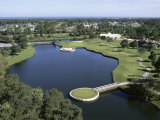 The Plantation Country Club, Jacksonville, Florida Lámina fotográfica