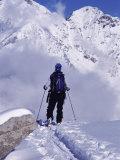 Wasatch Mountains, Utah, USA Lámina fotográfica