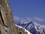 Lone Peak Utah USA Fotografie-Druck