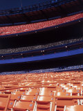 Shea Stadium, New York City, USA Lámina fotográfica