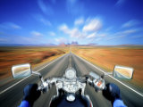 Highway Lámina fotográfica
