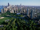 Chicago Illinois, USA Lámina fotográfica