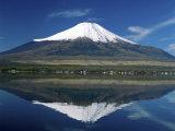 Mount Fuji Japan Lámina fotográfica