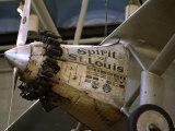 Spirit of St. Louis National Air and Space Museum Washington, D.C. USA Lámina fotográfica