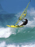 Windsurfer Lámina fotográfica