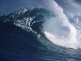 Distant Surfer Reproduction photographique