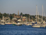 Newport, Rhode Island, USA Lámina fotográfica