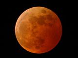 A Total Lunar Eclipse Fotografie-Druck