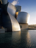 Guggenheim Museum, Bilbao, Spain Reproduction photographique par David Barnes