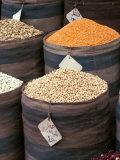 Aswan Spice Market, Egypt Fotografie-Druck von Stuart Westmoreland