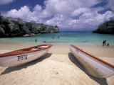 Playa Lagun, Curacao, Caribbean Reproduction photographique par Michele Westmorland