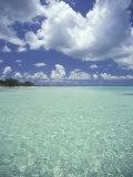 View of Rum Point on Grand Cayman, Cayman Islands, Caribbean Fotografie-Druck von Robin Hill