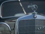 Antique Mercedes, Germany Impressão fotográfica por Russell Young