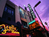 Panatages Theatre in Hollywood, Los Angeles, United States of America Fotografisk tryk af Richard Cummins