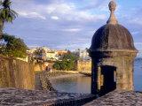 Old San Juan, Puerto Rico Fotografie-Druck von Robin Hill
