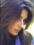 French Actress Anouk Aimee Reproduction photographique Premium par Bill Eppridge