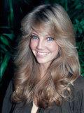 Actress Heather Locklear Premium Photographic Print by David Mcgough