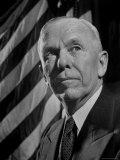 Portrait of Gen. George C. Marshall Premium Photographic Print by Thomas D. Mcavoy
