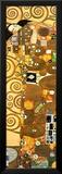 Erfüllung Kunst von Gustav Klimt