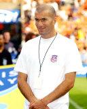Zinedine Zidane Photographie