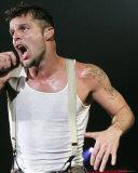 Ricky Martin Photographie