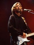 Eric Clapton Premium fototryk
