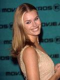 Model Rebecca Romijn Stamos at MTV Movie Awards Lámina fotográfica prémium por Mirek Towski