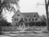 Seven Gables, Summer Home of William Lyon Phelps, Famed Literature Prof. Emeritus of Yale Univ Fotografie-Druck von William Vandivert