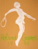 Roland Garros, 1990 Impressão colecionável por Claude Garache