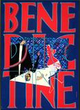 Benedictine - Mariscal Sammlerdrucke von  Mariscal