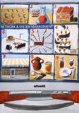 Olivetti Network And System Impressão colecionável por  Bimfield