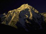 Shishapangma Landscape, Tibet Reproduction photographique par Michael Brown