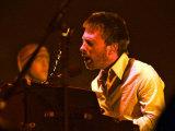 Thom Yorke, Radiohead Concert at the Odyssey, September 2001 Fotografisk tryk