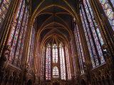 Sainte Chapelle Paris France Lámina fotográfica