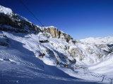 Ski, Cortina, Dolomiti Impressão fotográfica por Angelo Cavalli