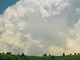 Dramatic Clouds over Custer State Park Fotoprint av Annie Griffiths Belt