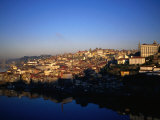 Buildings on River Douro, Porto, Portugal Photographic Print by Setchfield Neil