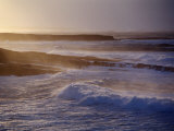 Stormy Evening Weather at Mullaghmore Head, Mullaghmore, County Sligo, Ireland Photographic Print by Gareth McCormack