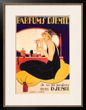 Parfums Djemil Print