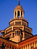 Cupola of Certosa Di Pavia, Milan, Italy Fotografie-Druck von Damien Simonis