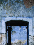 Entrance to an Abandoned House in Vathi, Kalymnos, Greece Photographic Print by Jeffrey Becom