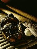 Baseball Still Life Photographic Print
