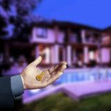 The Key to Your Dream Home Lámina fotográfica
