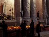 Interior of Sao Domingo Church, Lisbon, Portugal Stampa fotografica di Michele Molinari