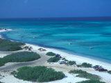 Palm Beach, Aruba, Caribbean Photographic Print by Robin Hill